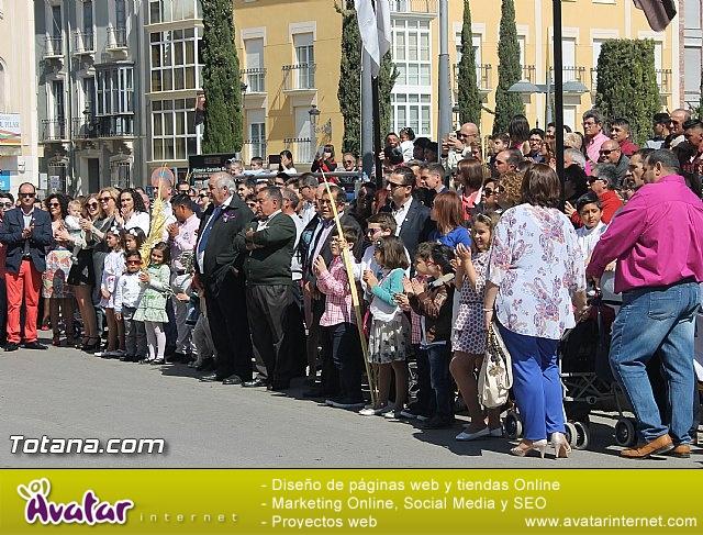 Domingo de Ramos - Procesión Iglesia Santiago - Semana Santa 2016 - 502