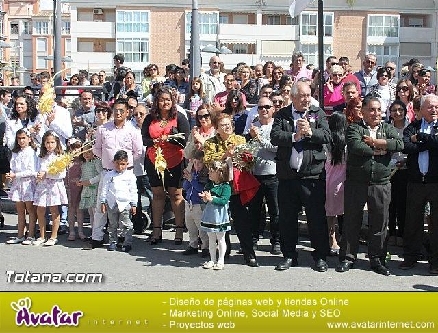Domingo de Ramos - Procesión Iglesia Santiago - Semana Santa 2016 - 515