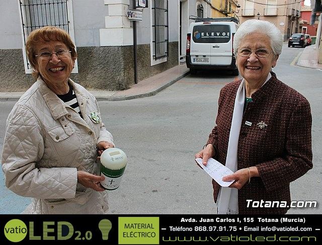 Domingo de Ramos - Procesión San Roque, Convento - Semana Santa 2017 - 1