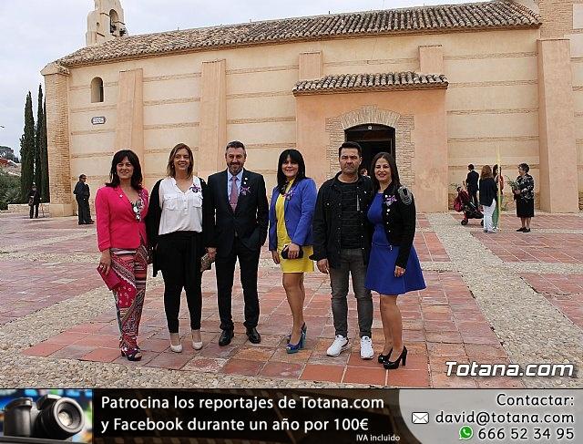 Domingo de Ramos - Procesión San Roque, Convento - Semana Santa 2017 - 2