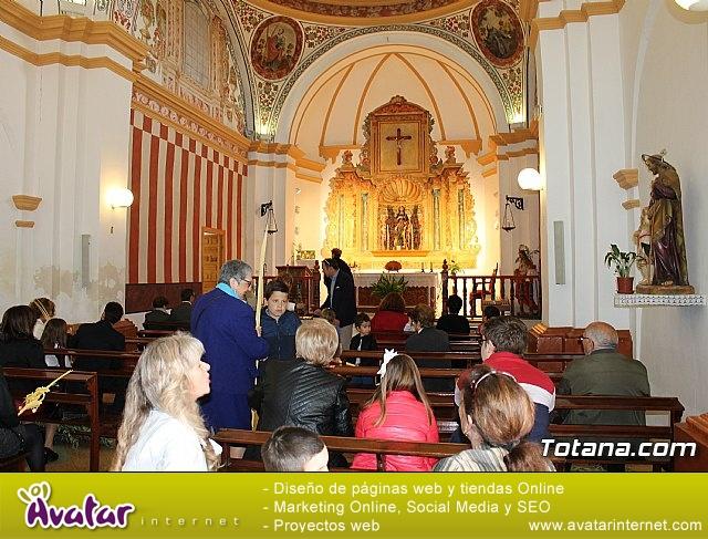 Domingo de Ramos - Procesión San Roque, Convento - Semana Santa 2017 - 5