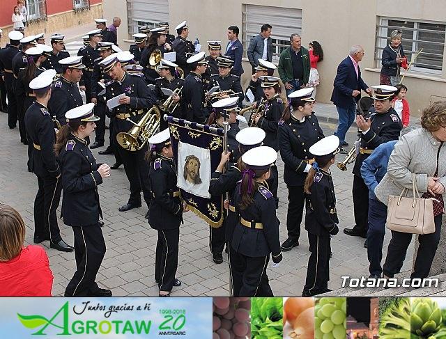 Domingo de Ramos - Procesión San Roque, Convento - Semana Santa 2017 - 7