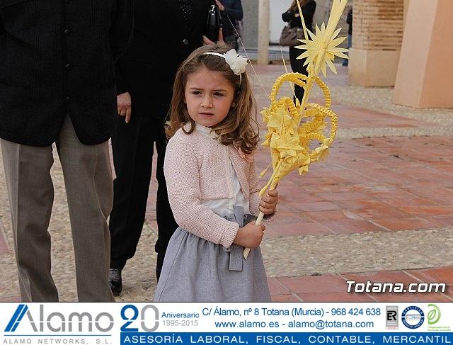 Domingo de Ramos - Procesión San Roque, Convento - Semana Santa 2017 - 10