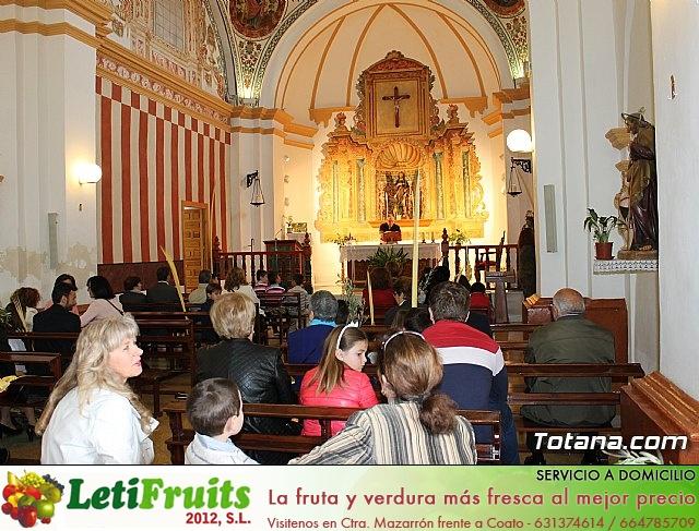 Domingo de Ramos - Procesión San Roque, Convento - Semana Santa 2017 - 11