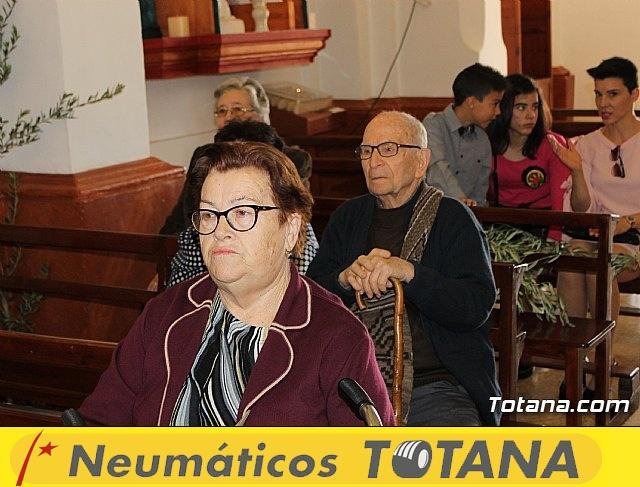 Domingo de Ramos - Procesión San Roque, Convento - Semana Santa 2017 - 13