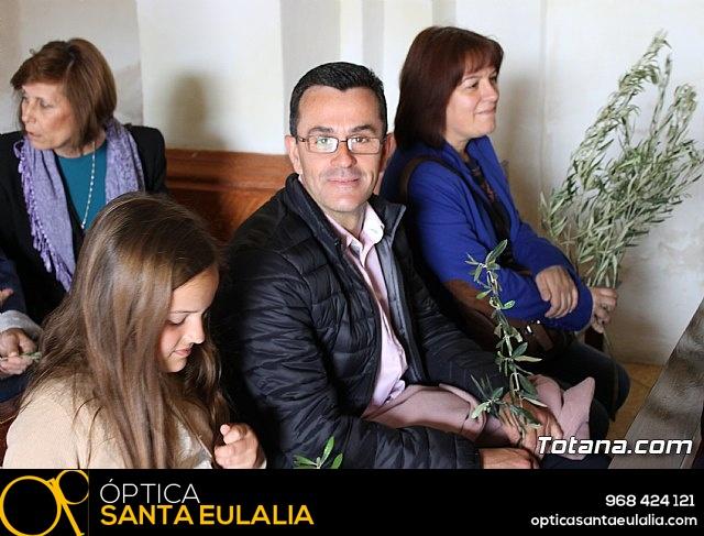 Domingo de Ramos - Procesión San Roque, Convento - Semana Santa 2017 - 16
