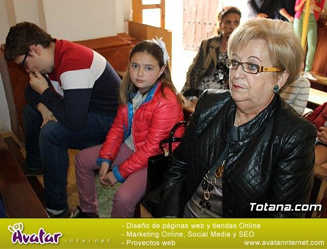 Domingo de Ramos - Procesión San Roque, Convento - Semana Santa 2017 - 18