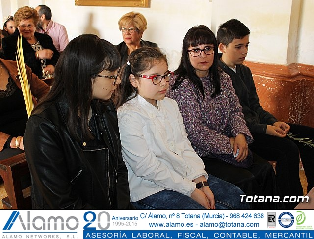 Domingo de Ramos - Procesión San Roque, Convento - Semana Santa 2017 - 19