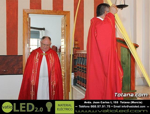 Domingo de Ramos - Procesión San Roque, Convento - Semana Santa 2017 - 30