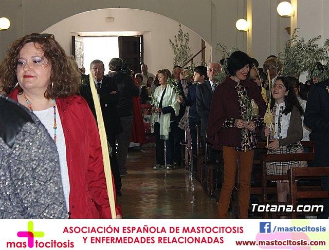 Domingo de Ramos - Procesión San Roque, Convento - Semana Santa 2017 - 31