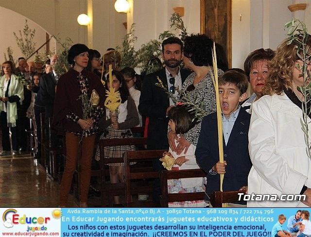 Domingo de Ramos - Procesión San Roque, Convento - Semana Santa 2017 - 33