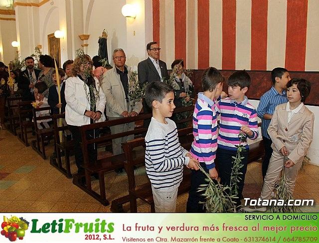 Domingo de Ramos - Procesión San Roque, Convento - Semana Santa 2017 - 34