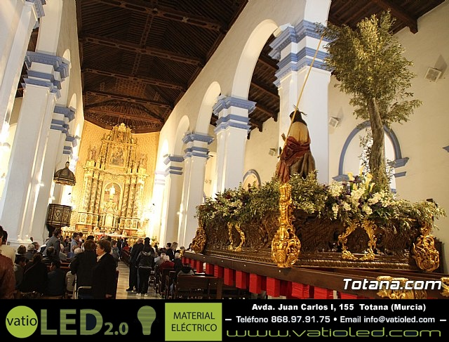 Domingo de Ramos - Procesión Iglesia Santiago - Semana Santa 2017 - 5