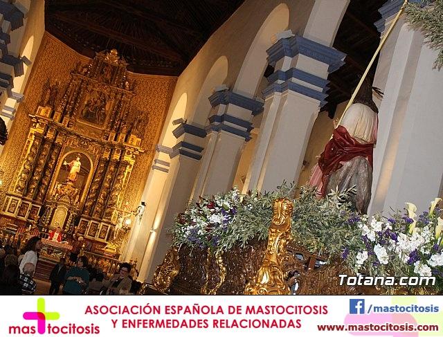 Domingo de Ramos - Procesión Iglesia Santiago - Semana Santa 2017 - 7