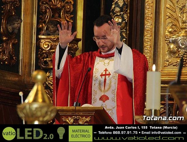 Domingo de Ramos - Procesión Iglesia Santiago - Semana Santa 2017 - 8