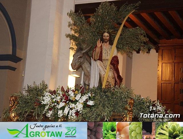 Domingo de Ramos - Procesión Iglesia Santiago - Semana Santa 2017 - 11