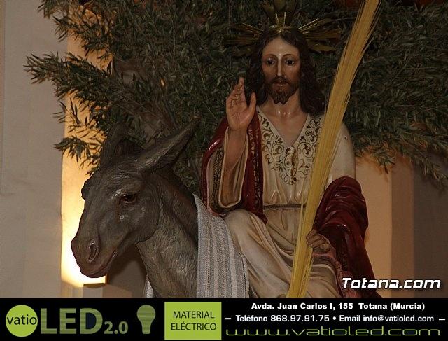 Domingo de Ramos - Procesión Iglesia Santiago - Semana Santa 2017 - 12