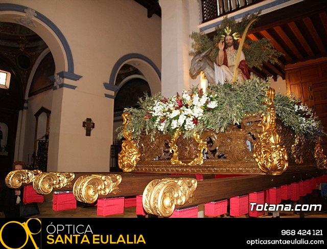 Domingo de Ramos - Procesión Iglesia Santiago - Semana Santa 2017 - 13