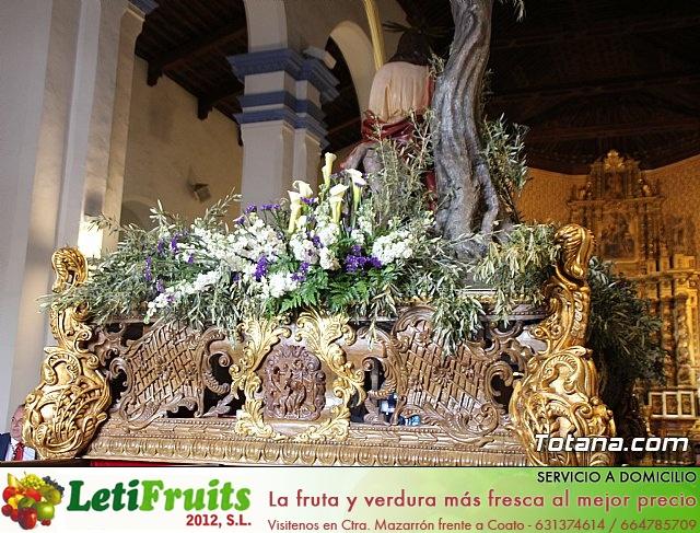 Domingo de Ramos - Procesión Iglesia Santiago - Semana Santa 2017 - 15