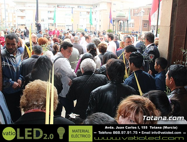 Domingo de Ramos - Procesión Iglesia Santiago - Semana Santa 2017 - 16