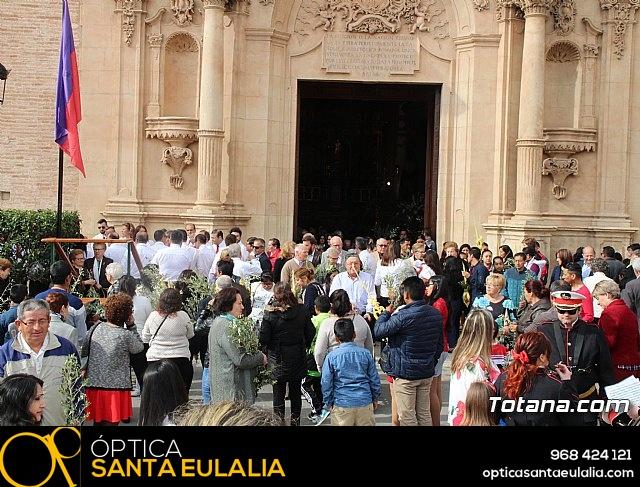 Domingo de Ramos - Procesión Iglesia Santiago - Semana Santa 2017 - 17