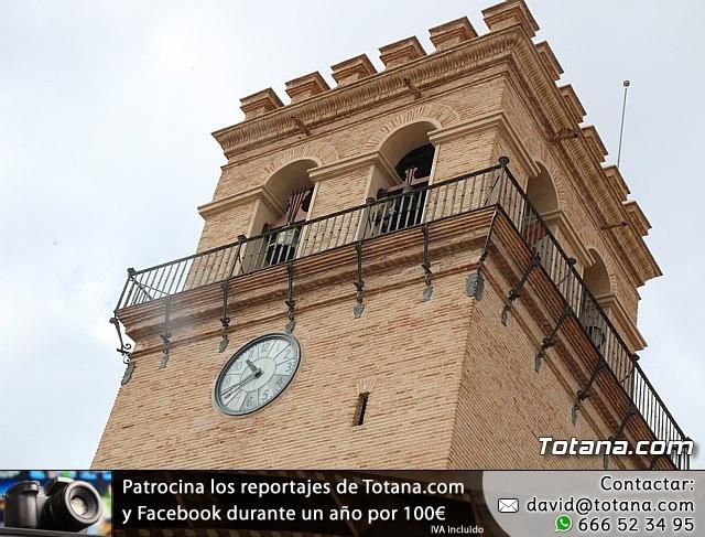 Domingo de Ramos - Procesión Iglesia Santiago - Semana Santa 2017 - 18