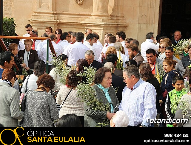 Domingo de Ramos - Procesión Iglesia Santiago - Semana Santa 2017 - 19