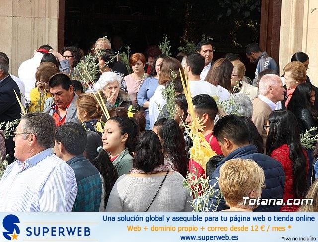 Domingo de Ramos - Procesión Iglesia Santiago - Semana Santa 2017 - 20