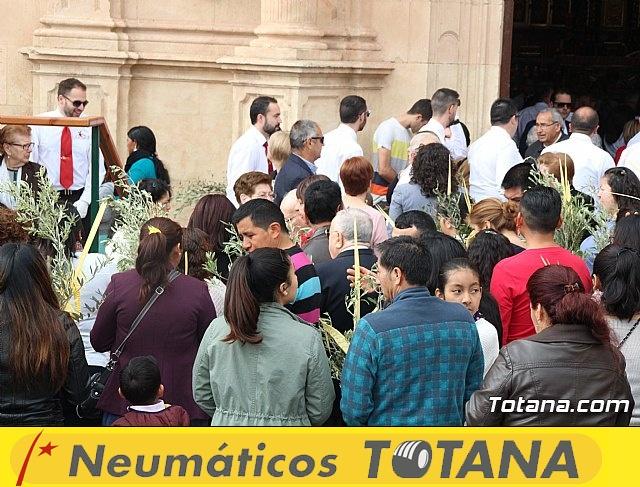 Domingo de Ramos - Procesión Iglesia Santiago - Semana Santa 2017 - 21