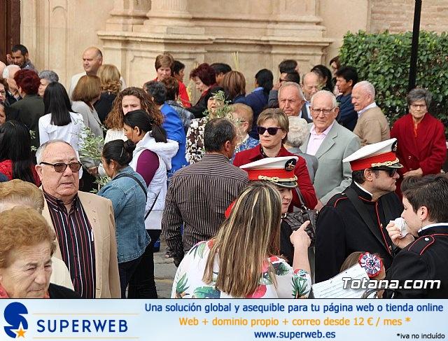 Domingo de Ramos - Procesión Iglesia Santiago - Semana Santa 2017 - 22