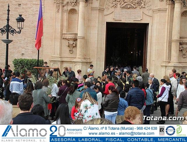 Domingo de Ramos - Procesión Iglesia Santiago - Semana Santa 2017 - 23