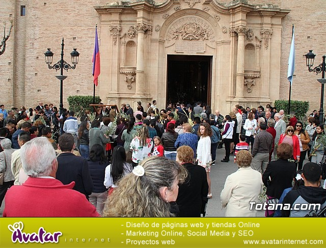 Domingo de Ramos - Procesión Iglesia Santiago - Semana Santa 2017 - 24