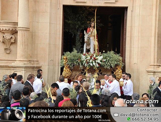 Domingo de Ramos - Procesión Iglesia Santiago - Semana Santa 2017 - 25
