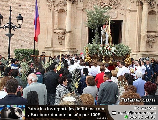 Domingo de Ramos - Procesión Iglesia Santiago - Semana Santa 2017 - 26