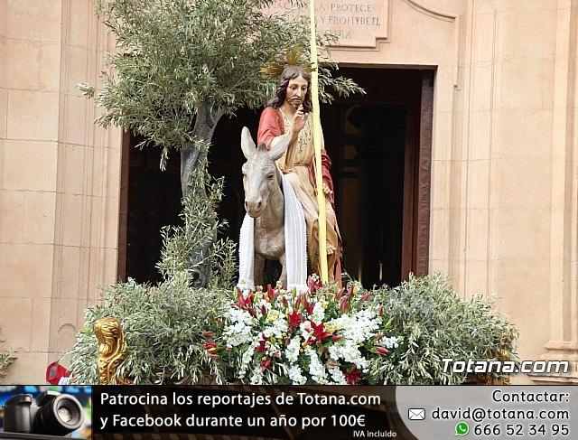 Domingo de Ramos - Procesión Iglesia Santiago - Semana Santa 2017 - 27