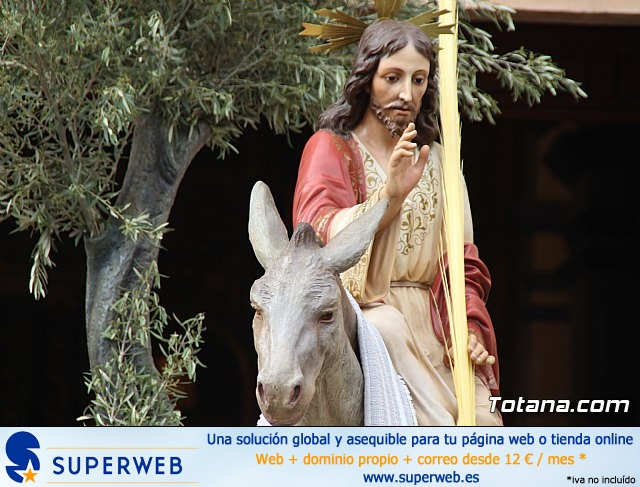 Domingo de Ramos - Procesión Iglesia Santiago - Semana Santa 2017 - 28