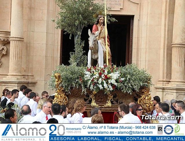 Domingo de Ramos - Procesión Iglesia Santiago - Semana Santa 2017 - 29