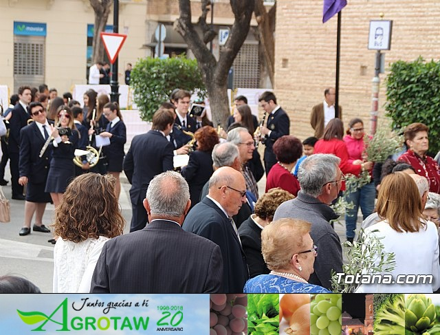 Domingo de Ramos - Procesión Iglesia Santiago - Semana Santa 2017 - 30
