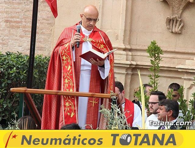 Domingo de Ramos - Procesión Iglesia Santiago - Semana Santa 2017 - 32