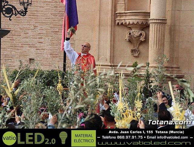 Domingo de Ramos - Procesión Iglesia Santiago - Semana Santa 2017 - 33