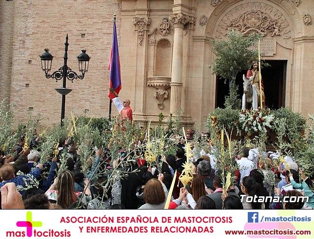 Domingo de Ramos - Procesión Iglesia Santiago - Semana Santa 2017 - 34