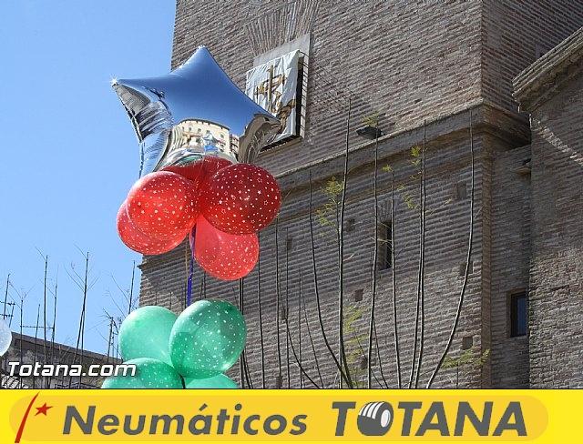 Procesión del Encuentro. Domingo de Resurrección 2012 - 2