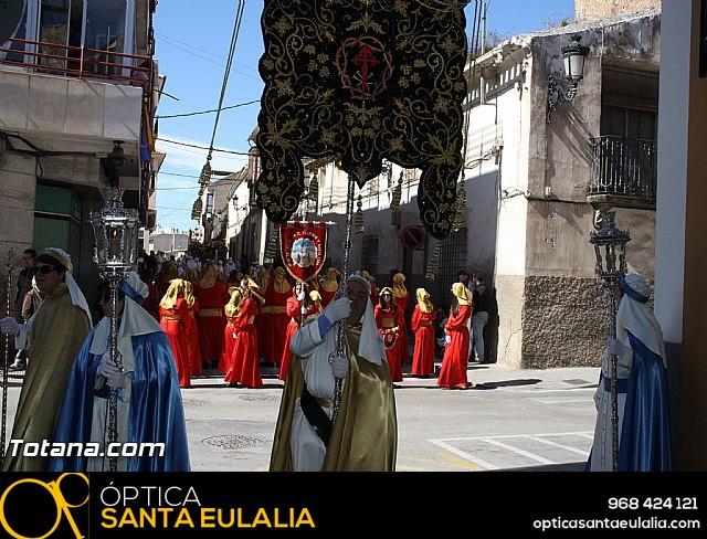 Procesión del Encuentro. Domingo de Resurrección 2012 - 8