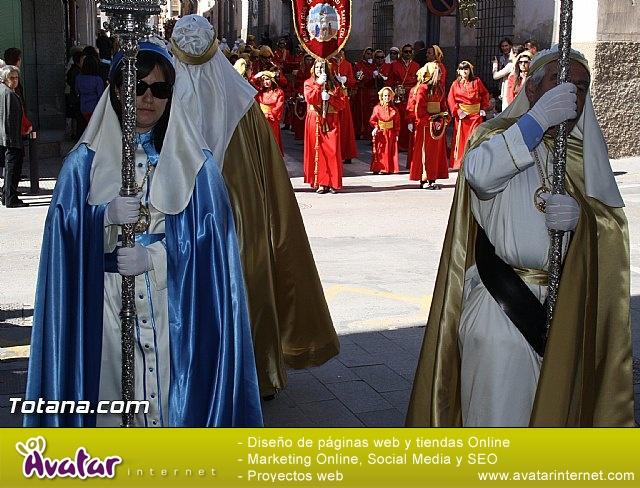 Procesión del Encuentro. Domingo de Resurrección 2012 - 9