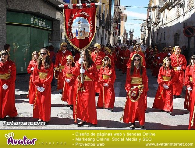 Procesión del Encuentro. Domingo de Resurrección 2012 - 11