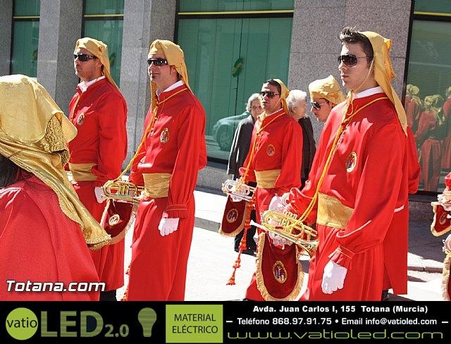 Procesión del Encuentro. Domingo de Resurrección 2012 - 14