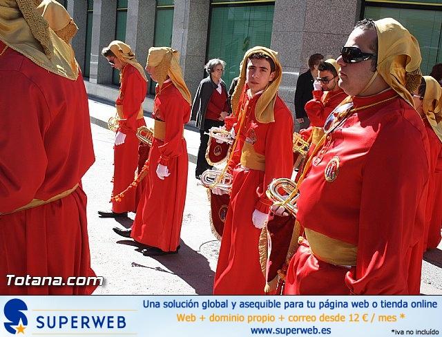 Procesión del Encuentro. Domingo de Resurrección 2012 - 16