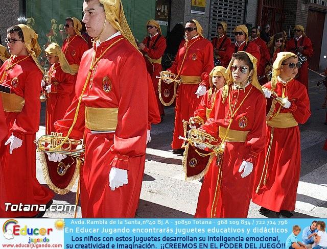 Procesión del Encuentro. Domingo de Resurrección 2012 - 17