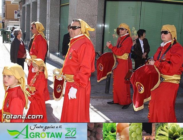 Procesión del Encuentro. Domingo de Resurrección 2012 - 18
