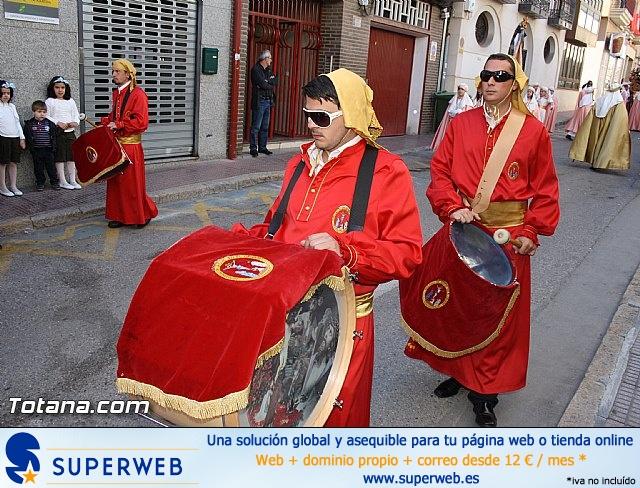Procesión del Encuentro. Domingo de Resurrección 2012 - 20